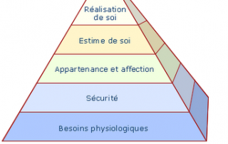 pyramide maslow motivation