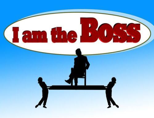 Dirigeants : assumez que c'est vous le patron ! (épisode 6/9 : indice de distance hiérarchique Hofstede)