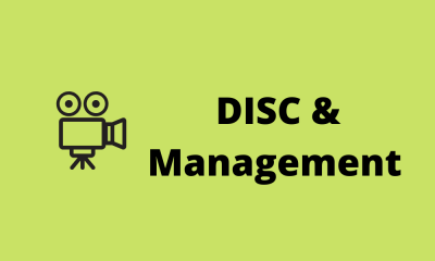 DISC et video