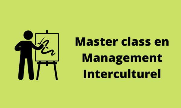 Master class en management interculturel